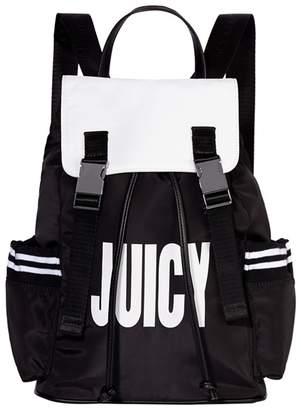 Juicy Couture JUICY Black 'Kinney' Backpack