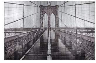 Ren Wil RENWIL Iconic Brooklyn Bridge Canvas Wall Art