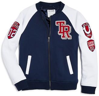 True Religion Boys' Varsity Jacket - Sizes S-XL $119 thestylecure.com