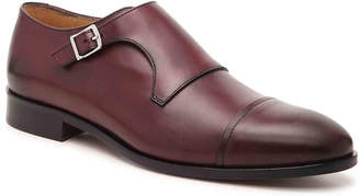 Mercanti Fiorentini Cap Toe Monk Strap Slip-On - Men's