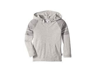 Splendid Littles Raglan Long Sleeve Hooded T-Shirt (Toddler)