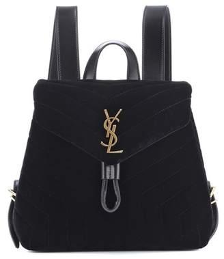 Saint Laurent Small Loulou Monogram backpack