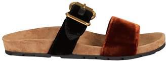 Prada Buckled Sandals
