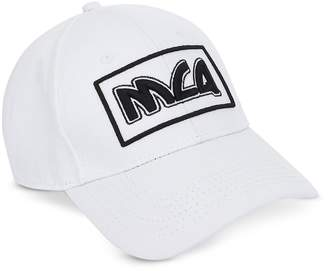 335da9c333e Black And White Baseball Cap - ShopStyle UK