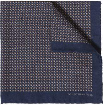 Tommy Hilfiger Print Pocket Square