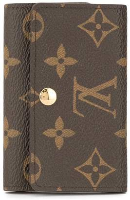 Louis Vuitton Pre-Owned 6 ring key case
