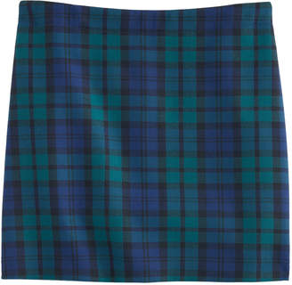 Vineyard Vines Girls Blackwatch Skirt
