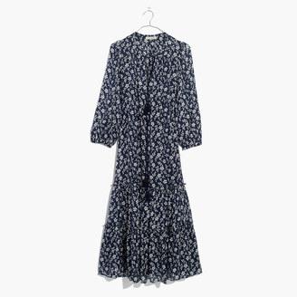 Madewell Ulla JohnsonTM Clementine Floral Dress