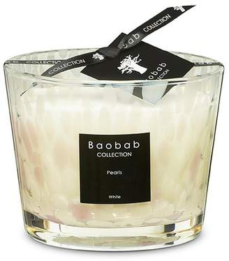 Baobab Collection White Pearls Max 10 scented candle
