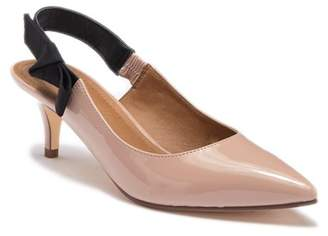 14th & Union Kiera Slingback Kitten Heel