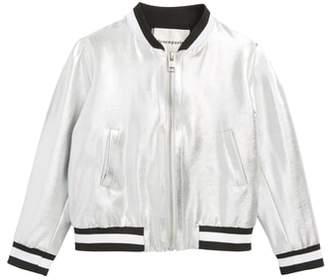 Little Eleven Paris Little ELEVENPARIS Aliver Star Bomber Jacket