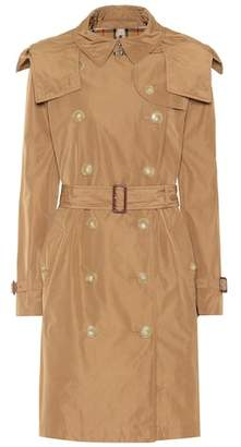 Burberry Hooded trench coat