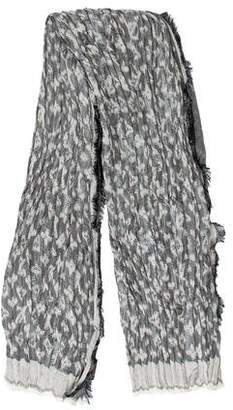 Louis Vuitton Monogram Ikat Shawl