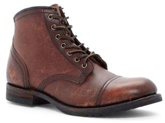 Frye Logan Cap Toe Boot