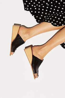 Jeffrey Campbell Barbados Mini Wedge Sandal