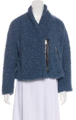 IRO Zip-Up Jacket