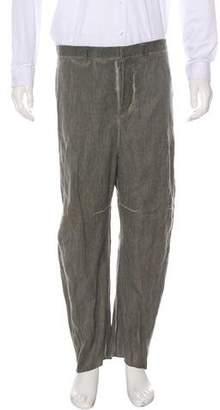 Umbra Lumen ET Wool-Blend Drop Crotch Pants