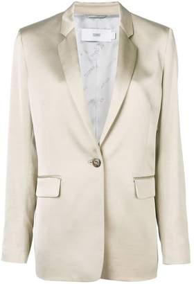 Closed single breasted blazer