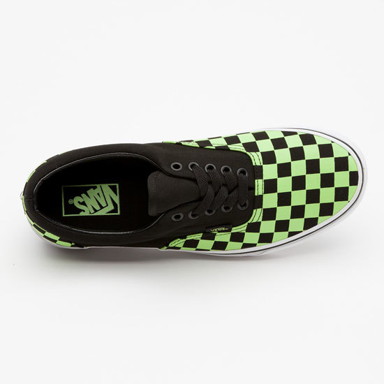 Vans Glow Checks Era Mens Shoes