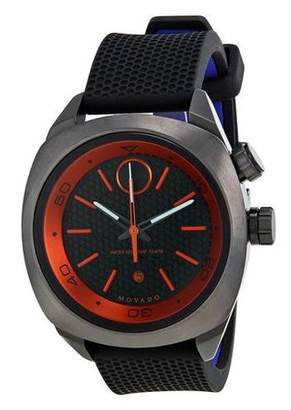 Movado Bold Silicone Men's Watch, 3600212