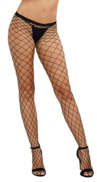 Dreamgirl Fence Net Pantyhose