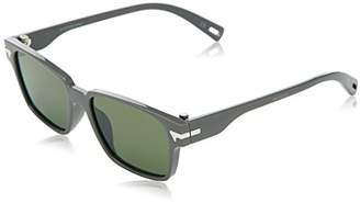 G Star G-Star Men's GS623S Thin Komari Rectangular Sunglasses