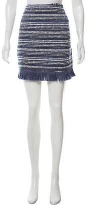 Timo Weiland Bouclé Mini Skirt w/ Tags