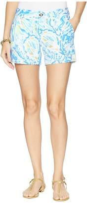 Lilly Pulitzer Callahan Knit Shorts Women's Shorts