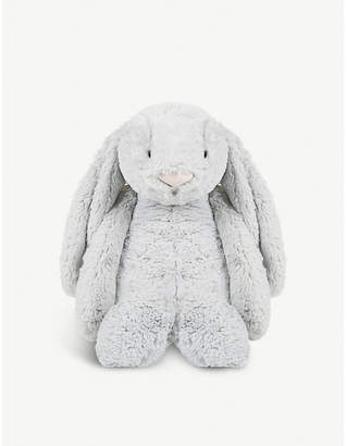 The Little White Company Bashful Bunny huge soft toy 50cm
