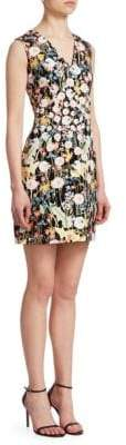 Peter Pilotto Cady Dandelion Mini Dress