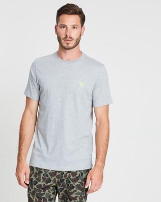 Paul Smith Embroidered Zebra Organic Cotton T-Shirt