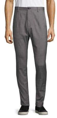 HUGO BOSS Slim Cotton Pants