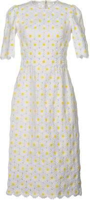 Dolce & Gabbana Knee-length dresses - Item 34721763OE