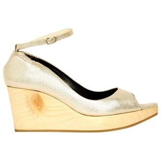 Rupert Sanderson Leather Sandals
