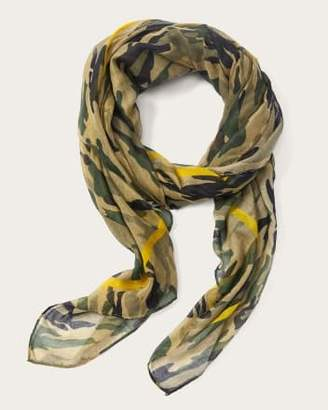Penningtons Camouflage Printed Scarf