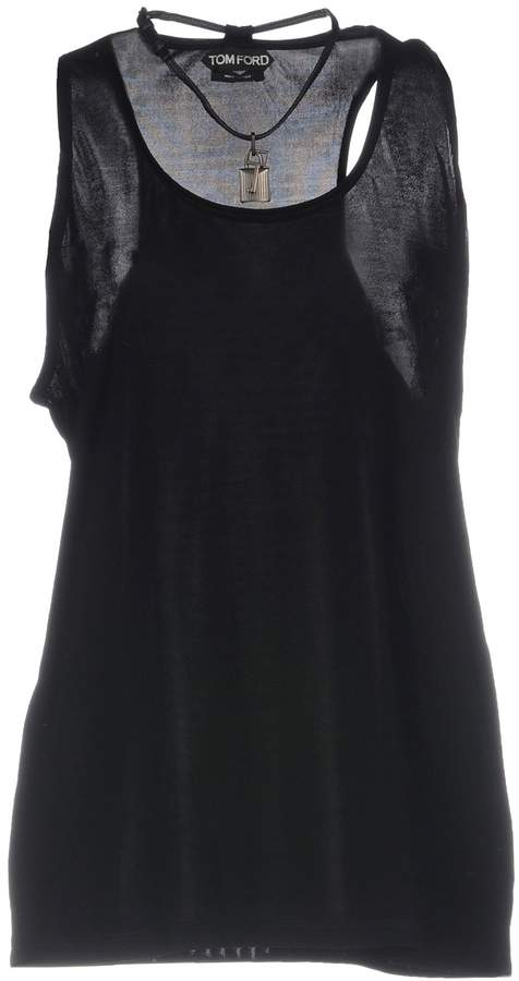 TOM FORD Tank tops