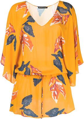 Vix Paula Hermanny Tulum tunic dress