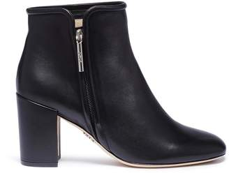 Rodo Leather ankle boots
