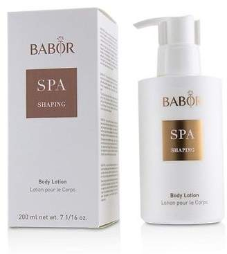 Babor NEW  SPA Shaping Body Lotion 200ml Womens Skin Care
