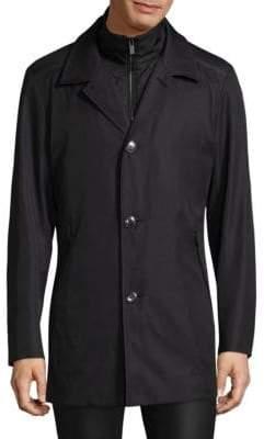 HUGO BOSS Barelto Buttoned Jacket