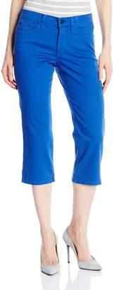 NYDJ Women's Ariel Crop Jeans in Bull Denim