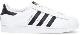 adidas Super Star Leather Sneakers