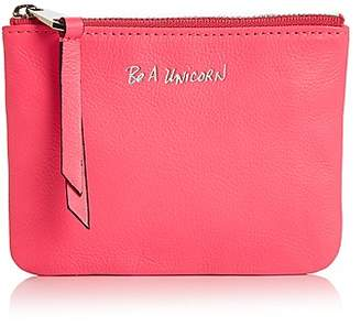 Rebecca Minkoff Betty Be a Unicorn Leather Pouch