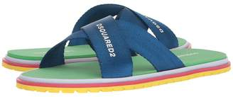 DSQUARED2 Crossover Sandal Men's Sandals