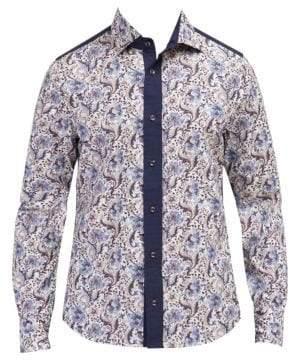 EFM-Engineered for Motion Skye Button-Up Shirt