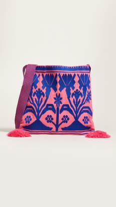Yumi Star Elva Pouch Cross Body Bag