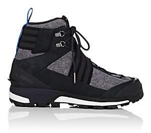adidas MEN'S TERREX TRACEFINDER BOOTS-BLACK SIZE 6 M
