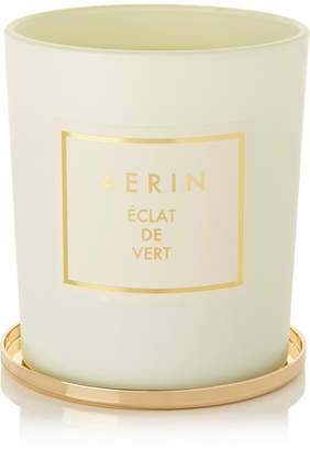 AERIN Beauty - Éclat De Vert Scented Candle, 200g - one size