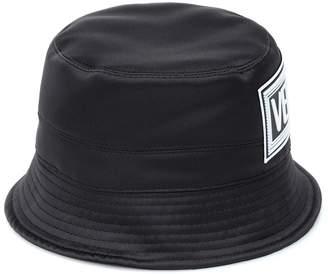 Versace Satin bucket hat