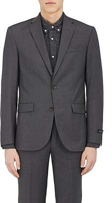 Barneys New York Men's Wool Two-Button Suit